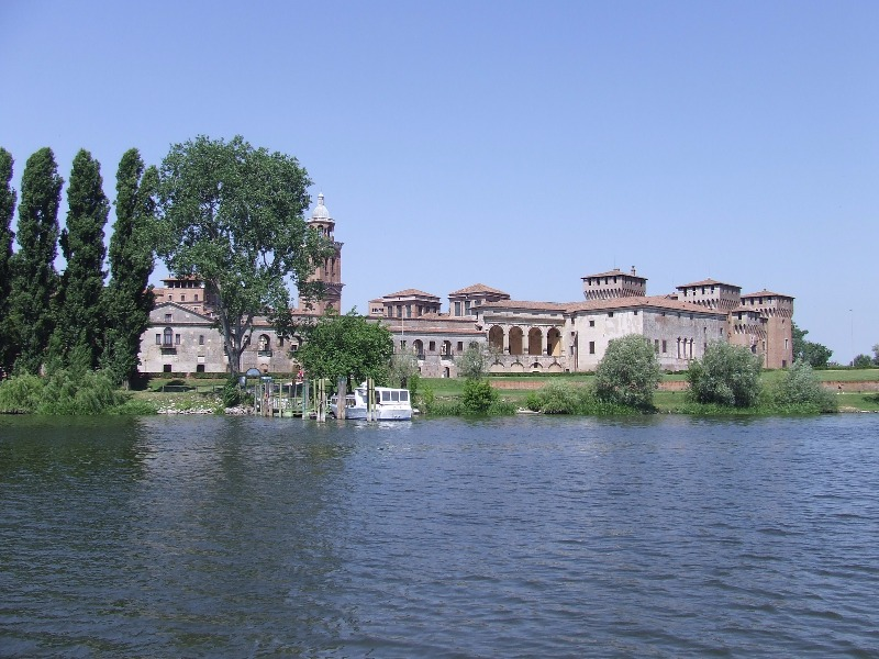 2010 - Gita e concerto a Mantova